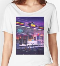 VHS Video Store Women's Relaxed Fit T-Shirt