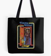 Timmy has a Visitor Tote Bag