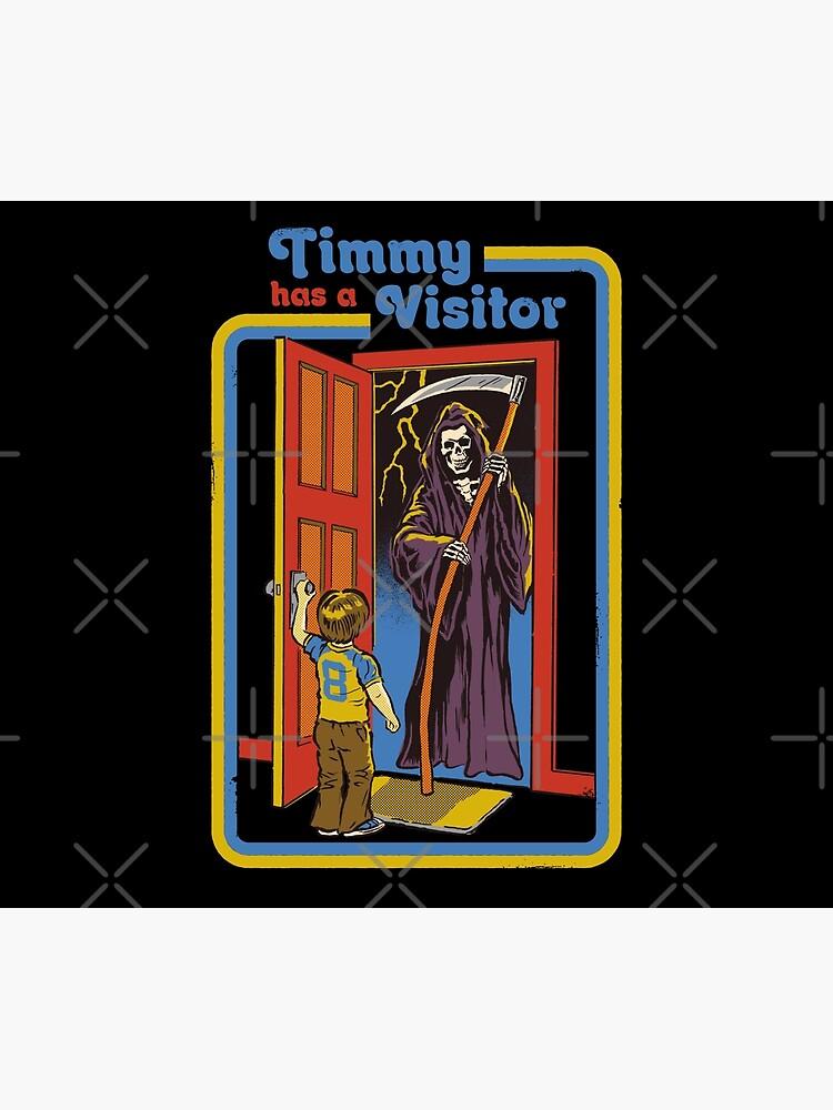 Timmy hat einen Besucher von stevenrhodes