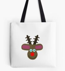 Rudolph the Red Nose Reindeer  Tote Bag