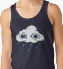 There's Something in the Clouds Tank Top
