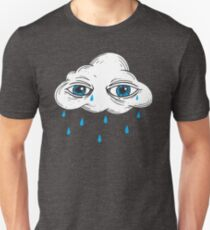 There's Something in the Clouds T-Shirt