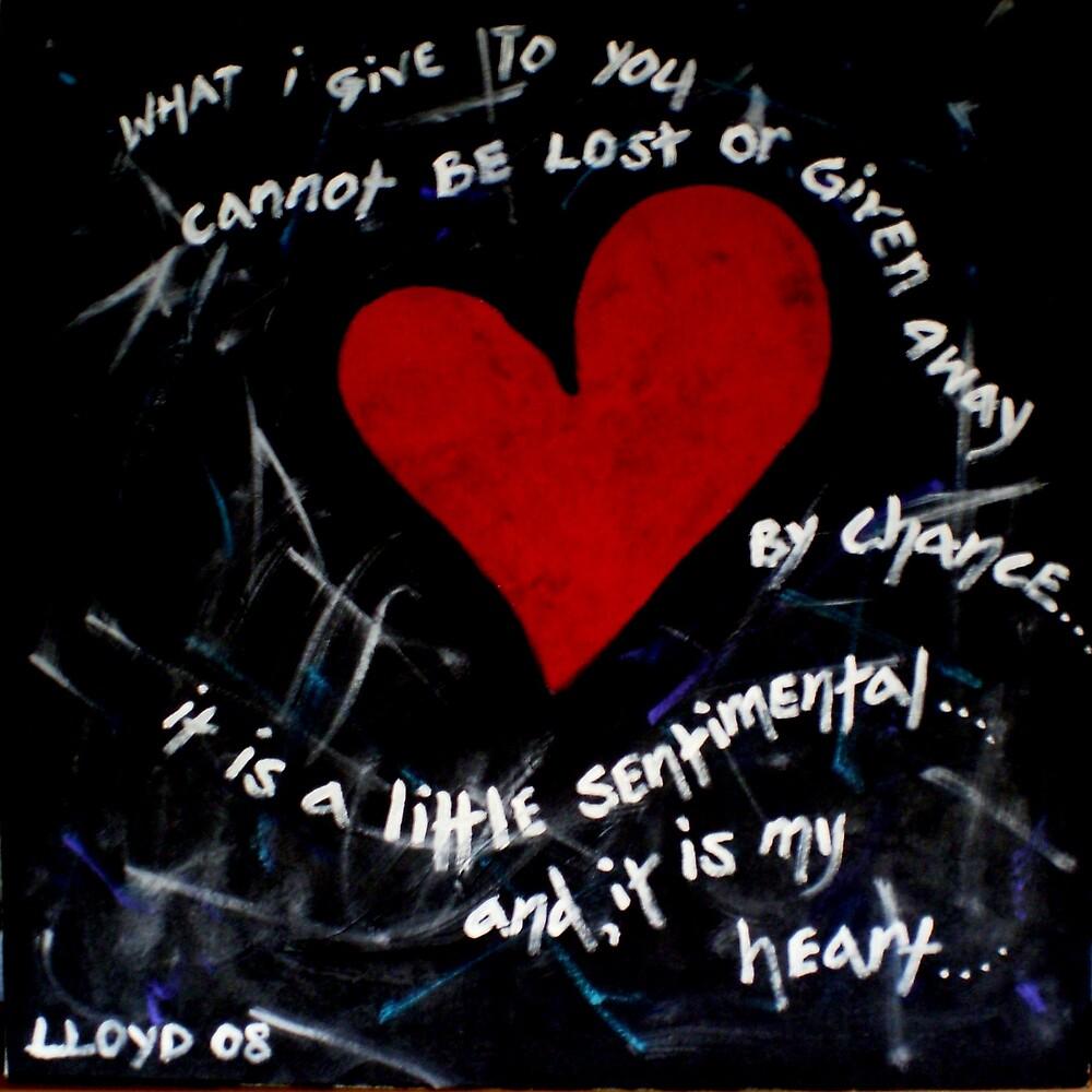my heart... by lloydwakeling