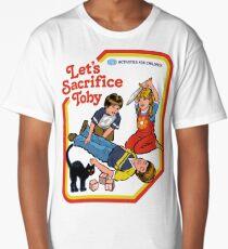 Let's Sacrifice Toby Long T-Shirt