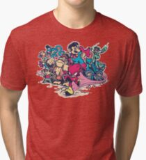 Super Smash League Tri-blend T-Shirt