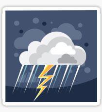Severe Storm Sticker