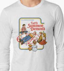 Let's Summon Demons Long Sleeve T-Shirt