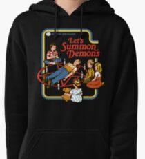 Let's Summon Demons Pullover Hoodie