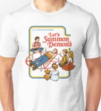 Let's Summon Demons Unisex T-Shirt