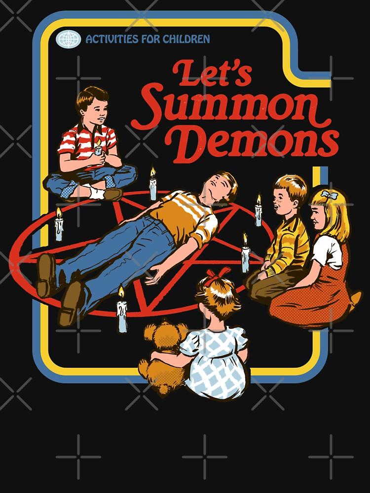 «Invoquons des démons» par stevenrhodes