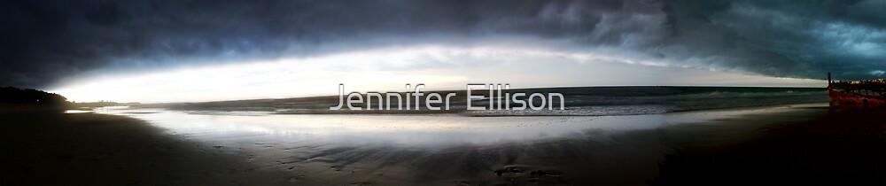 Across The Sky by Jennifer Ellison