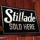 Stillade Sold Here by beanphoto