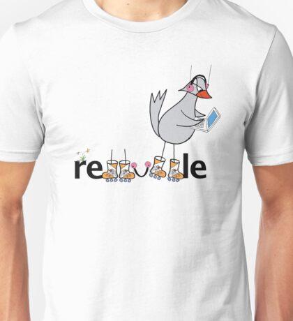 redbubble bird T-Shirt