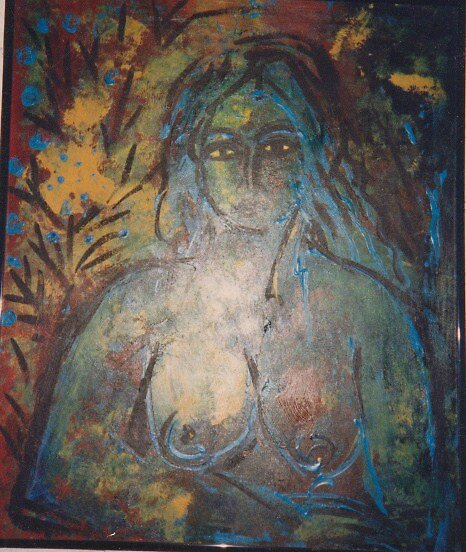 the lost in samoa nude... by catherine walker