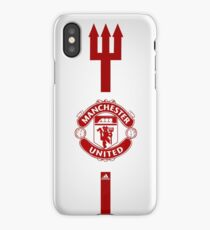 Manchester united phone case iPhone Case/Skin
