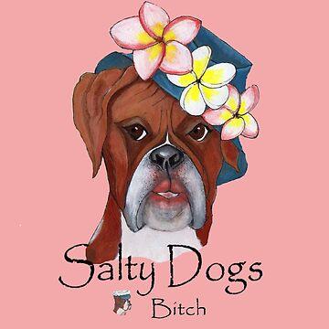 SALTY DOGS BITCH by Annie18c