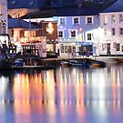 Christmas at Mevagissey by DMHotchin
