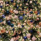 Merry Christmas Lights and Balls by Bonnie M. Follett