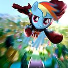 Mare of Steel - Flight by Justin-Case001