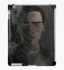 My past, present and future iPad Case/Skin