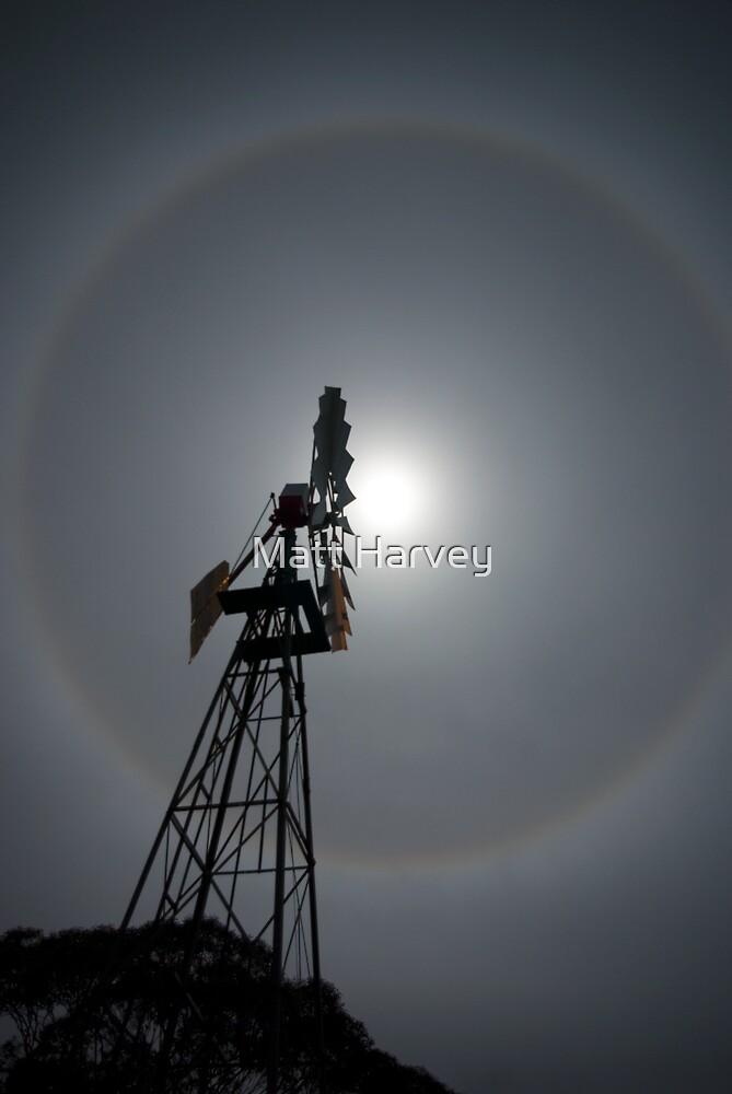 Moon Ring Mill by Matt Harvey