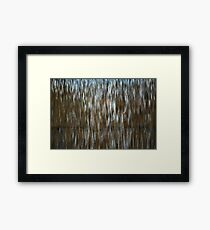 What is it? Solved by Yolle Suwhanli Framed Print