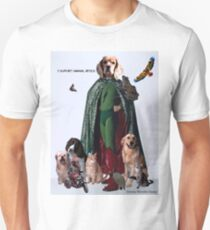 I Supurt Aminal Rites Unisex T-Shirt