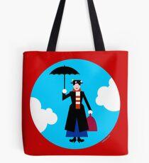 Niñera mágica Tote Bag