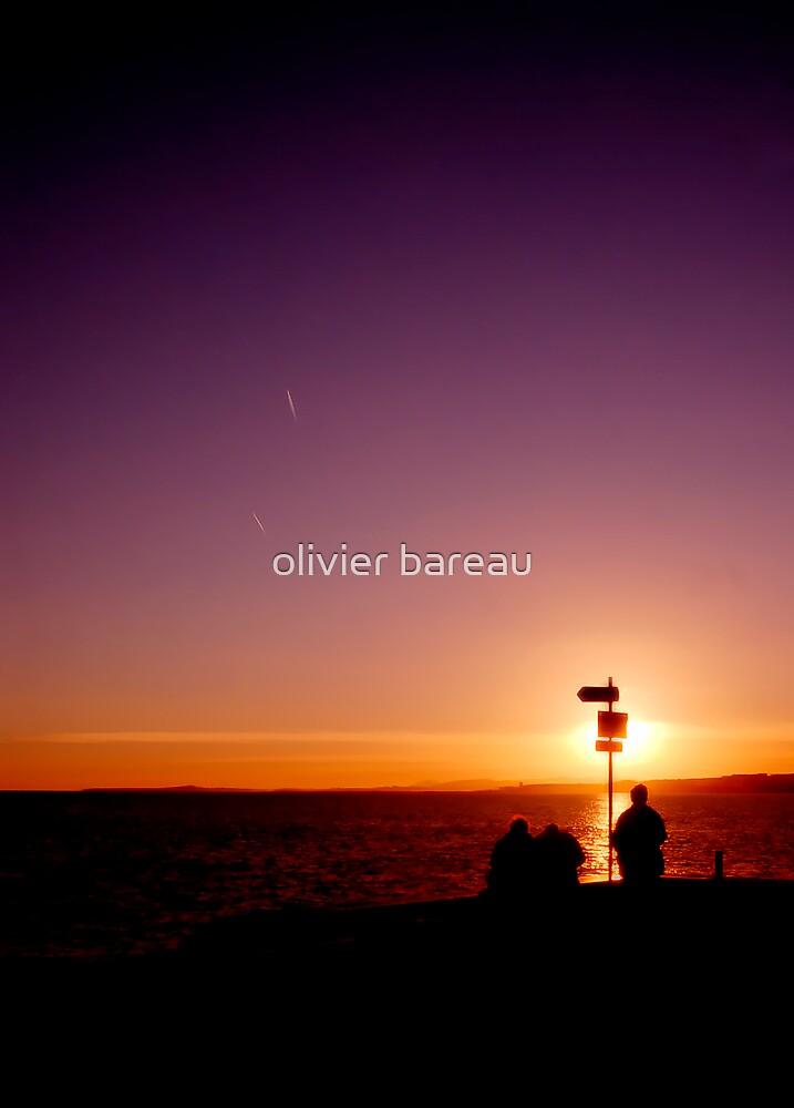 living on a jet plane by olivier bareau