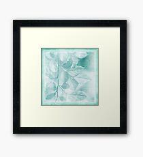 Garden I Framed Print