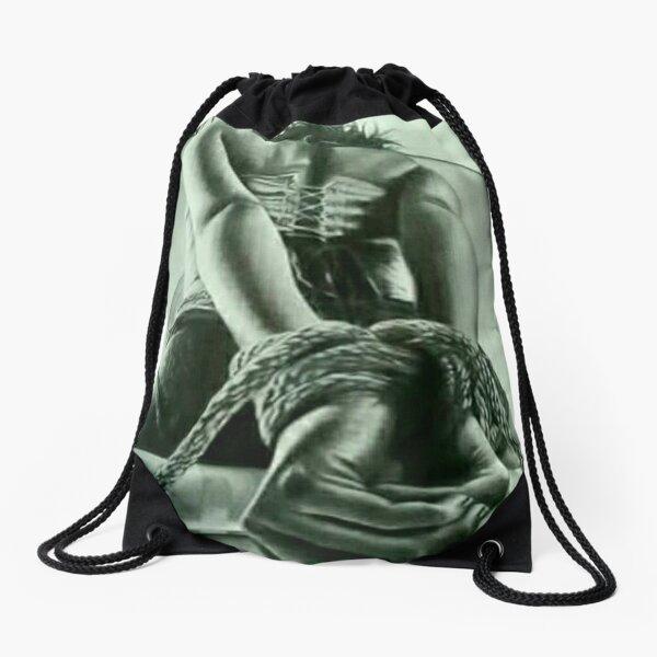Bound   Drawstring Bag