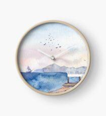 Plein Air Clock