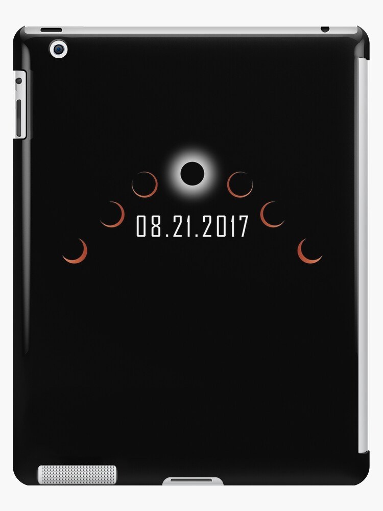 Total Solar Eclipse August 21 2017 USA America  by BUBLTEES
