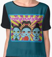 Fruity Oaty Bar! Shirt 2 (Firefly/Serenity) Chiffon Top