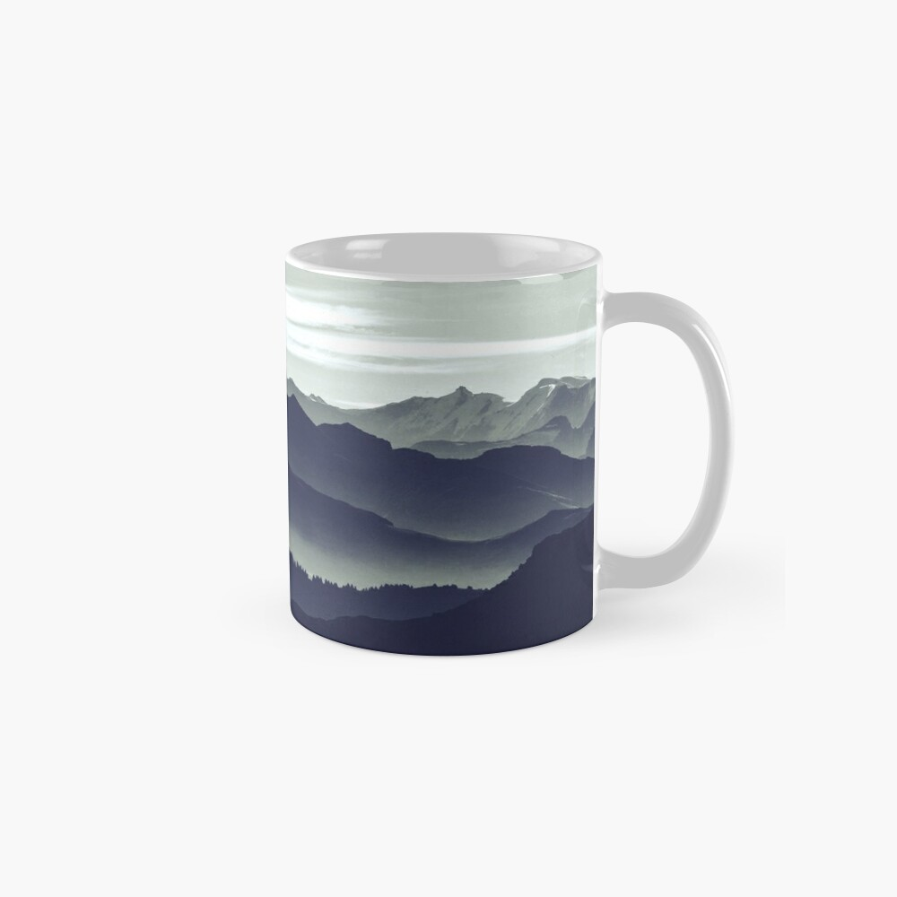 Mountains are calling for us Mug