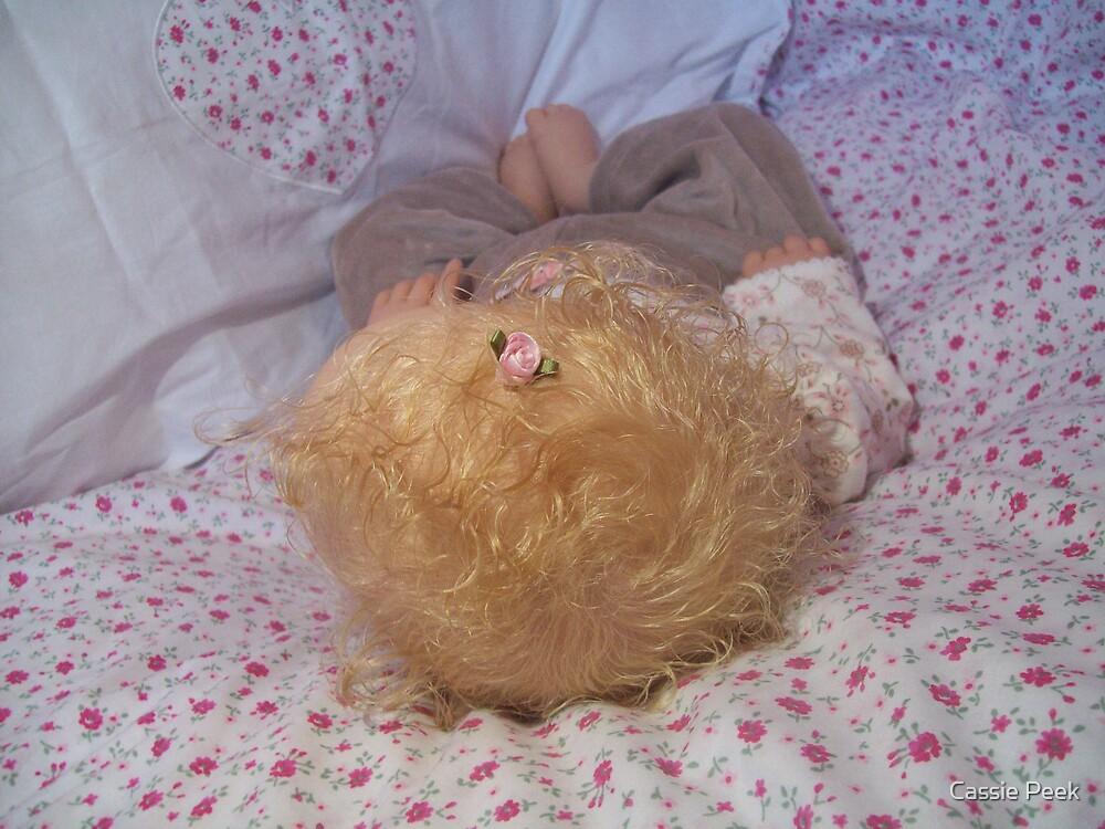 Ariella Reborn hair x by Cassie Peek