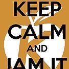 Keep Calm Jam It Off by radiokallisti