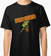 Frogger Cabinet Classic T-shirt - S to 3XL