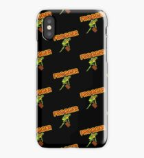 Frogger Cabinet iPhone Case/Skin