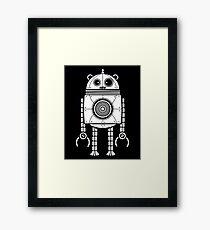Big Robot 1.0 Framed Print