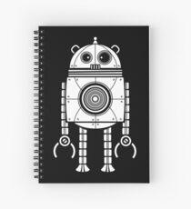 Big Robot 1.0 Spiral Notebook