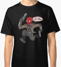 Red Hood- Time to Kill! Classic T-Shirt