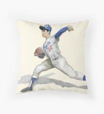 Koufax Throw Pillow