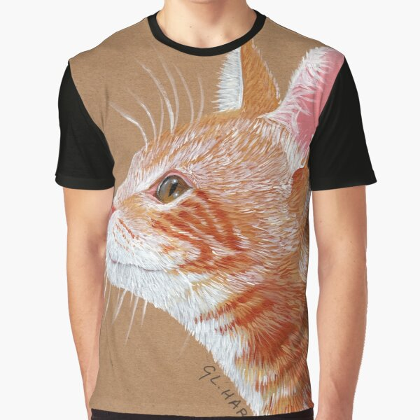 Ginger Graphic T-Shirt