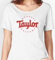 Taylor Guitars Vintage Women's Relaxed Fit T-Shirt