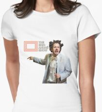 The Eric Andre Show Women's Fitted T-Shirt