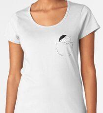 Pocket Catana Women's Premium T-Shirt
