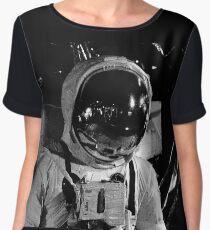 Cosmonaut Chiffon Top