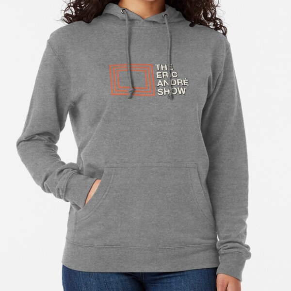 The Eric Andre Show Logo Lightweight Hoodie