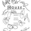 House MD Script by CapnMarshmallow